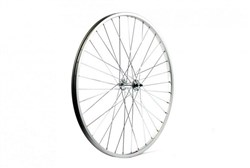 """ETC City 26"""" Alloy Nutted Front Wheel"""