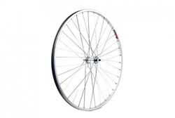 Product image for ETC Hybrid/City 700c Alloy Quick Release Hybrid Front Wheel