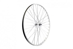 """ETC Road 27"""" Alloy Nutted Front Wheel"""