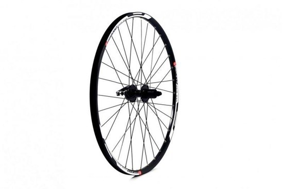 """ETC MTB 27.5"""" Alloy Double Wall Quick Release Disc Brake Front Wheel"""