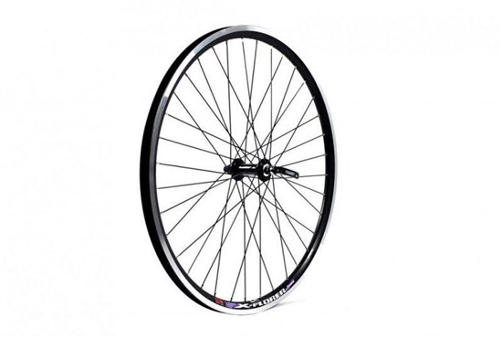 """ETC MTB 26"""" Alloy Double Wall Quick Release Front Wheel"""