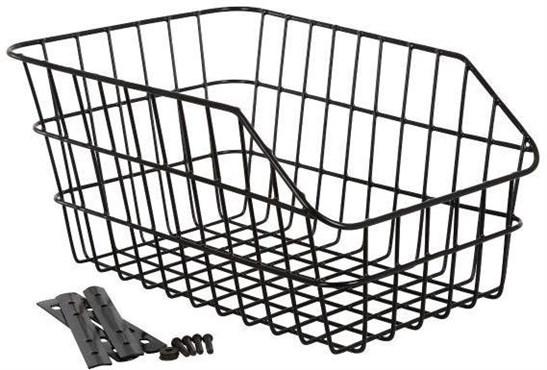 ETC Rear Wire Basket Heavy Duty Thick Gauge