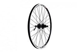 """Product image for ETC MTB 26"""" Alloy Double Wall Cassette Quick Release Disc Brake Rear Wheel"""