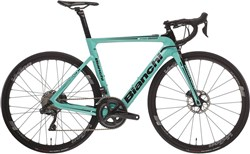 Product image for Bianchi Aria E-Road Ultegra Di2 - Nearly New - 55cm 2020 - Electric Road Bike