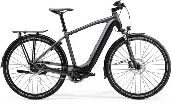 Merida eSpresso 700 EQ - Nearly New - L 2021 - Electric Cargo Bike