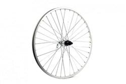 """ETC MTB 26"""" Alloy Single Wall Quick Release 7 Speed Rear Wheel"""