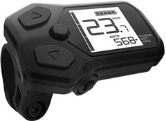 Shimano SC-E5003 STEPS Cycle Computer Display with Assist Switch for 22.2mm Band Clamp