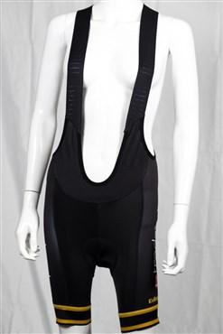 Agilis Womens 58 Bib Shorts