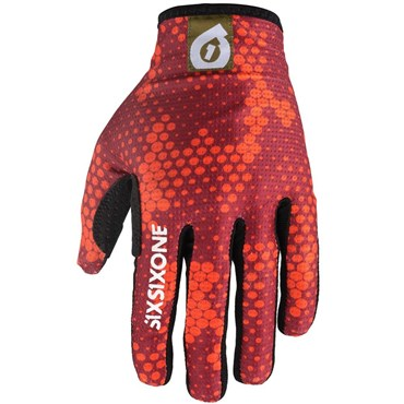 SixSixOne 661 Comp Youth Long Finger Cycling Gloves