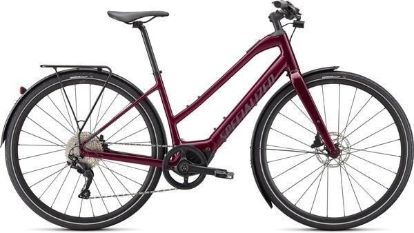 Specialized Vado SL 4.0 EQ Step Through - Nearly New 2022 - Electric Hybrid Bike