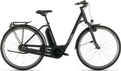 Product image for Cube Export Town Hybrid One 400 - Nearly New 2021 - Hybrid Classic Bike