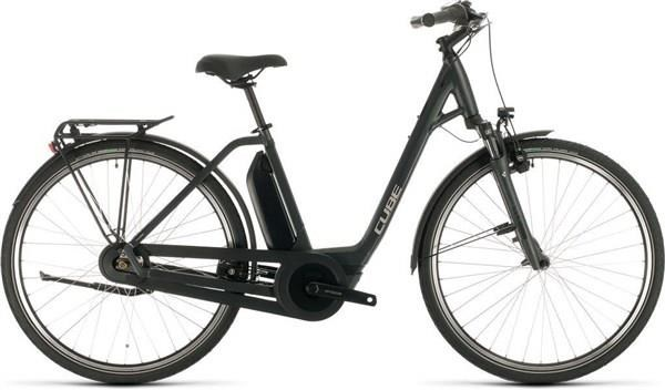 Cube Export Town Hybrid One 400 - Nearly New 2021 - Hybrid Classic Bike