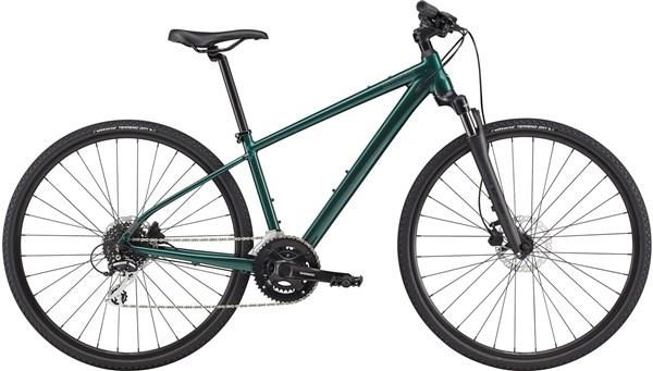 Cannondale Quick CX 3 Womens - Nearly New 2021 - Hybrid Sports Bike