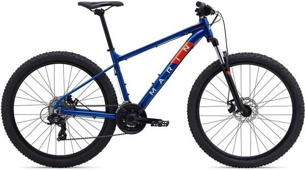 """Marin Bolinas Ridge 1 27.5"""" - Nearly New - S 2021 - Hardtail MTB Bike"""