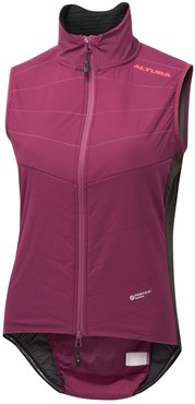 Altura Icon Rocket Womens Insulated Packable Cycling Gilet