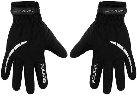 Polaris Mini Hoolie Childrens Long Finger Cycling Gloves
