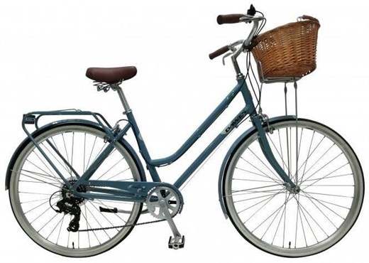"""Dawes Countess Deluxe Womens - Nearly New - 15"""" 2021 - Hybrid Classic Bike"""