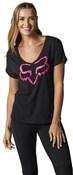 Fox Clothing Boundary Womens Short Sleeve Top
