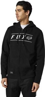Fox Clothing Pinnacle Zip Fleece Hoodie