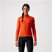 Castelli Sinergia 2 Womens FZ Long Sleeve Jersey