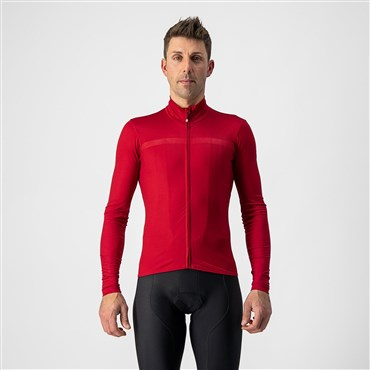 Castelli Pro Thermal Mid Long Sleeve Jersey