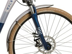 Raleigh Array E-Motion Low Step 2022 - Electric Hybrid Bike
