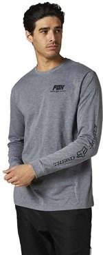 Fox Clothing Tread Lightly Long Sleeve Tech Tee