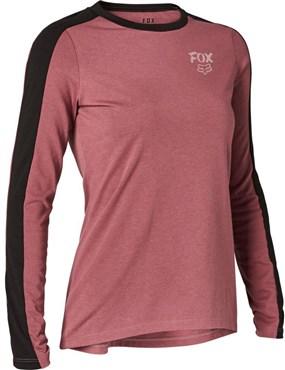 Fox Clothing Ranger DriRelease Mid Womens Long Sleeve Jersey