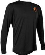 Fox Clothing Ranger Long Sleeve Cycling Big F Jersey