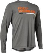 Fox Clothing Ranger DriRelease Long Sleeve Race Co Jersey