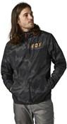Fox Clothing Clean Up Camo Windbreaker Jacket