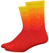 "Product image for Defeet Barnstormer Ombre Sunrise 6"" Socks"