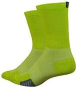 "Product image for Defeet Cyclismo Limelight 5"" Socks"