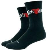 "Product image for Defeet Levitator Trail 6"" Socks"