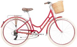 "Raleigh Willow Womens - Nearly New - 17"" 2021 - Hybrid Classic Bike"