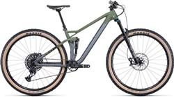 Product image for Cube Stereo 120 HPC TM 29 Mountain Bike 2022 - Trail Full Suspension MTB