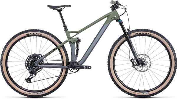 Cube Stereo 120 HPC TM 29 Mountain Bike 2022 - Trail Full Suspension MTB