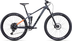 Cube Stereo 120 Pro Mountain Bike 2022 - Trail Full Suspension MTB
