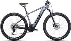 Product image for Cube Reaction Hybrid Pro 625 2022 - Electric Mountain Bike