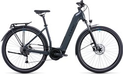 Cube Touring Hybrid One 500 Easy Entry 2022 - Electric Hybrid Bike