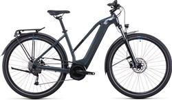 Cube Touring Hybrid One 500 Trapeze 2022 - Electric Hybrid Bike