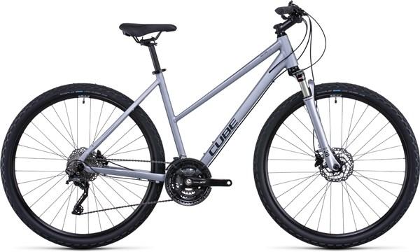 Cube Nature EXC Trapeze 2022 - Hybrid Sports Bike