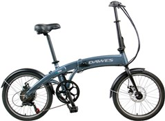 "Product image for Dawes ARC II Folding - Nearly New - 20"" Wheel 2021 - Electric Folding Bike"