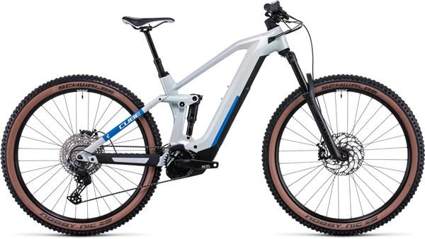 Cube Stereo Hybrid 140 HPC Pro 625 2022 - Electric Mountain Bike