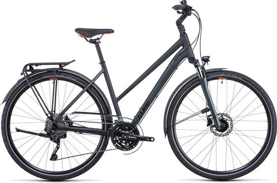 Cube Touring EXC Trapeze 2022 - Hybrid Classic Bike