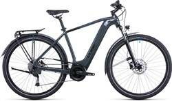 Cube Touring Hybrid One 500 2022 - Electric Hybrid Bike