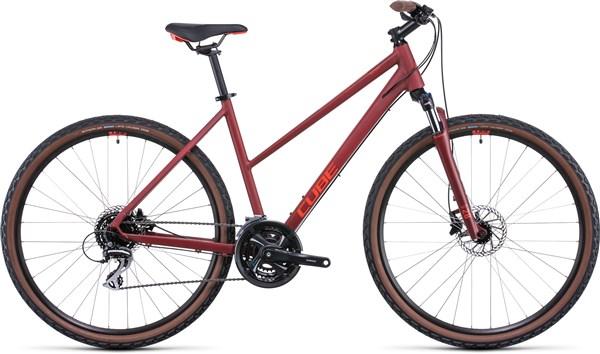 Cube Nature Trapeze 2022 - Hybrid Sports Bike