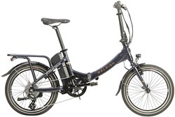 Product image for Raleigh Stow E way - Nearly New - 20w 2022 - Electric Folding Bike