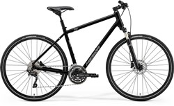 Product image for Merida Crossway 300 - Nearly New - S (47cm) 2021 - Hybrid Sports Bike