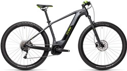 """Product image for Cube Reaction Hybrid Performance 500 - Nearly New - 21"""" 2021 - Electric Mountain Bike"""